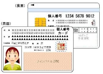 マイナンバー個人カードの正体がわかりました